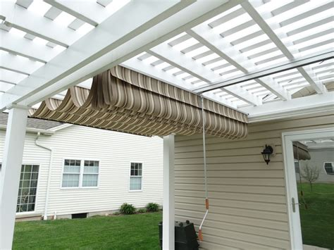 Pergola Sun Shade Outdoor Goods Pergola Sun Shades