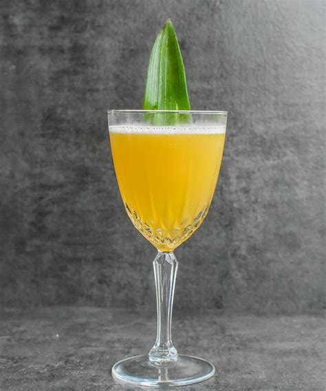 pineapple martini recipe the pineapple breakfast martini recipe vinepair