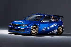 Subaru Autos Subaru S Wrc Impreza Rally Car 2008 Pictures By