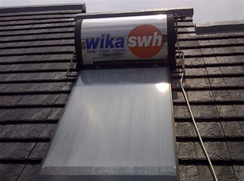 Solar Water Heater Indonesia distributor wika solar water heater tangerang cv alharsun