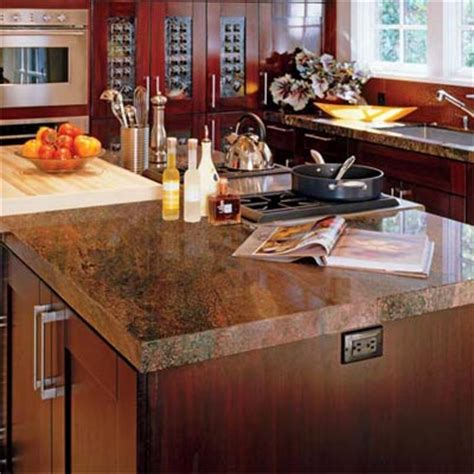 Radiation In Granite Countertops by The Curious Of The Geiger Countertop 9 Surprising