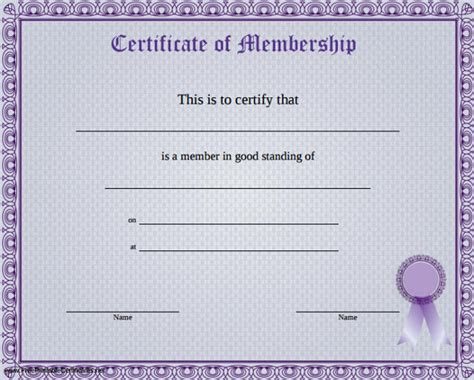 membership certificate template free church membership form template free templates resume
