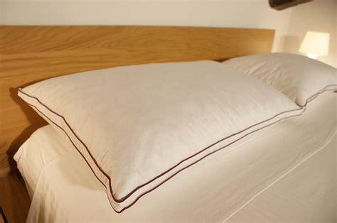 cuscino piume d oca cuscini in piume d oca