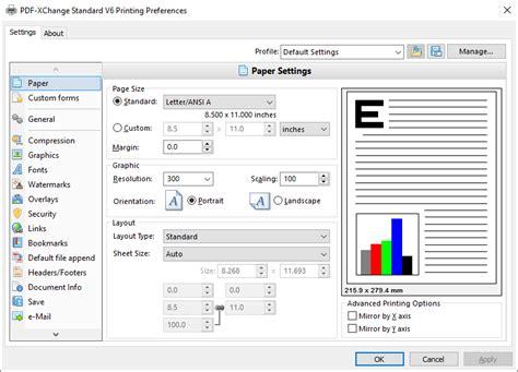best pdf printer tracker software products pdf xchange standard 2012