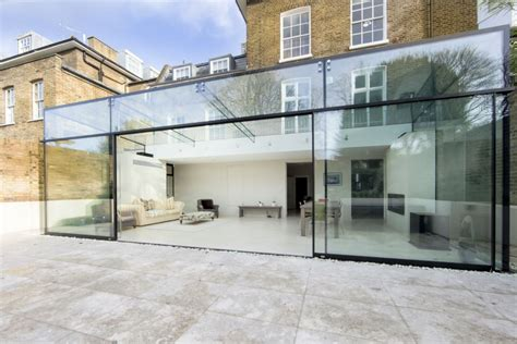 Glass Box House by Interior Design Ideas Redecorating Amp Remodeling Photos