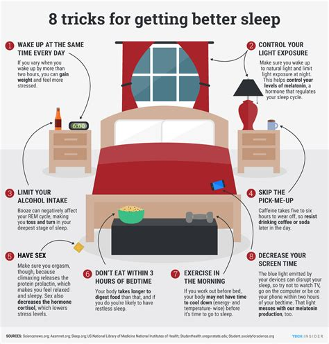 8 Tips On How To Lifestyle 8 Tips To Get Better Sleep You You Need