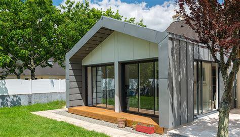 Maison Avec Extension by Extension Bois Sur Mesure Pour Votre Maison Avec Macoretz