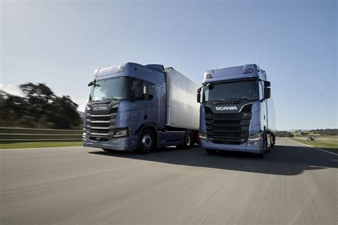 next scania truck range unveiled global launch in phases