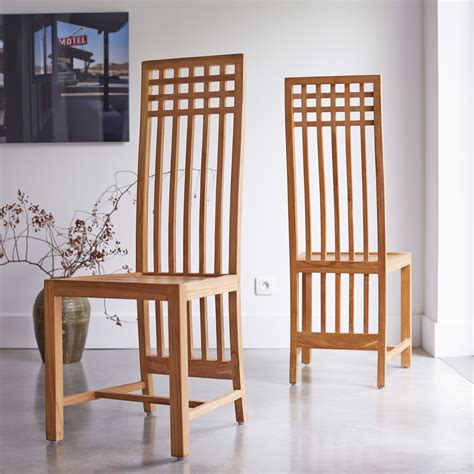 kwad teak chair wood chair sale at tikamoon