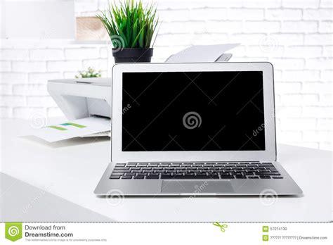 ordinateur portable de bureau ordinateur portable et imprimante int 233 rieur de bureau