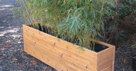 Narrow Window Box Planter by 72 Inch Narrow Planter Box Ideas For Our Yard