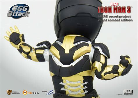 Egg Attack Iron 42 Black Gold Kw iron xlii secret project combat edition egg attack iron 3 collectiondx
