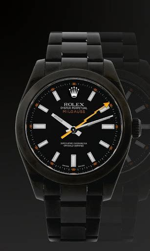 android wallpaper rolex