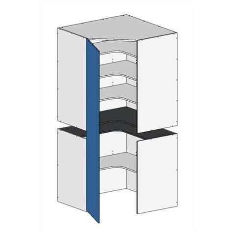 Flat Pack Corner Pantry by Custom Flatpack Pantry Cabinets Goflatpacks Cupboards