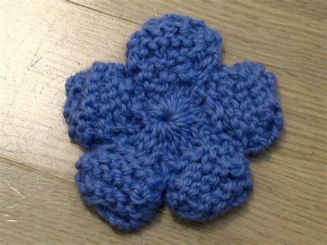 pattern knitted flowers cedar hill farm company knitted flower tutorial pattern