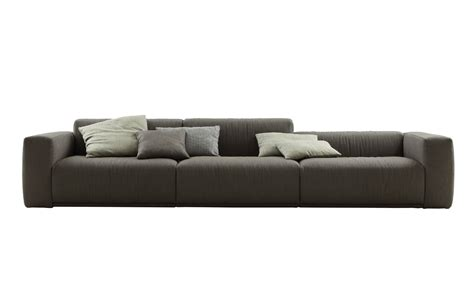 poliform sofa poliform miami collection of and design
