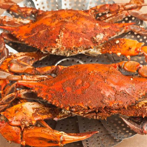 seafoods mail mail order blue crabs male maryland blue crabs online