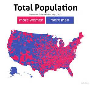 us population 2015 women here s where us women are beating men all about america
