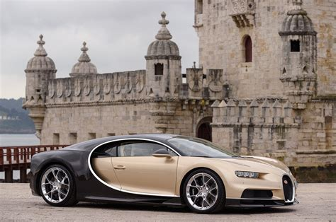 yellow and silver bugatti 2018 bugatti chiron drive review automobile magazine