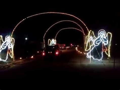 bristol christmas lights lights at bristol motor speedway in lights