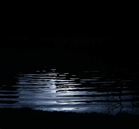 dark water web design