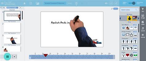 software gratis untuk membuat video animasi 5 alat presentasi online terbaik untuk membuat slide