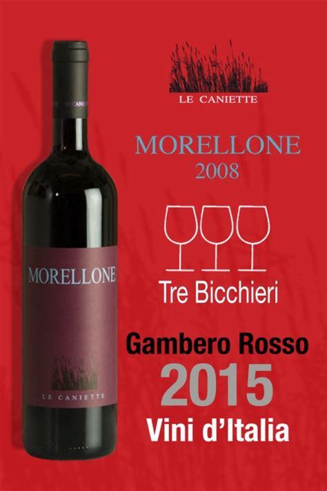 due bicchieri gambero rosso ripatransone morellone 2008 un vino da tre bicchieri