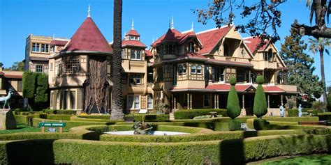 the winchester house the winchester the house that death built