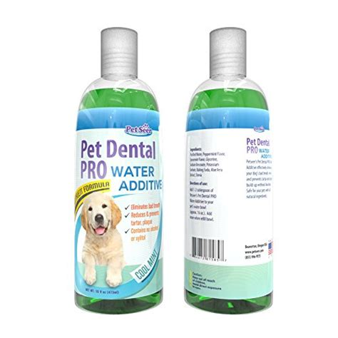 water additive for dogs pet water additive for dogs and cats no toothbrush toothpaste needed best with