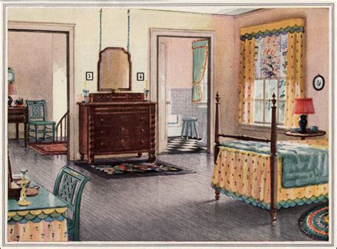 1920s Bedroom by 1925 Armstrong Traditional Bedroom 1920s Traditional