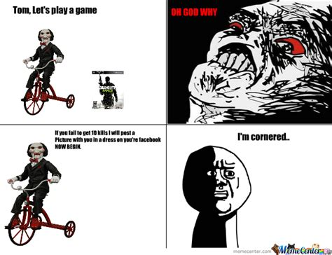 Saw Meme - saw game by applesause meme center