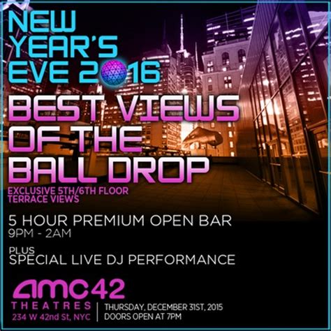 amc times square new years amc theatre new year s nyc amc theatre times square new