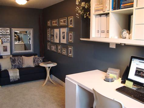 Home Office Ideas With Tv Office Guest Room Ideas Modern World Furnishing Designer
