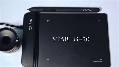Xp Pen G430 Graphic Tablet For Drawing And Osu White xp pen g430 business tablet graphic tablet 4 x 3 inch