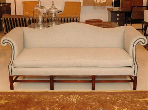 Kittinger Sofa by Kittinger Camel Back Sofa At 1stdibs