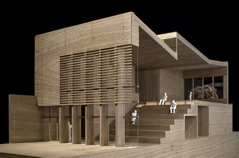 wood architecture timber waingels college berkshire by sheppard robson