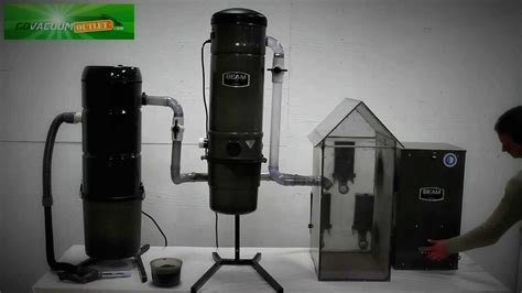 Whole House Vaccum beam central vacuum hepa whole house filter system review
