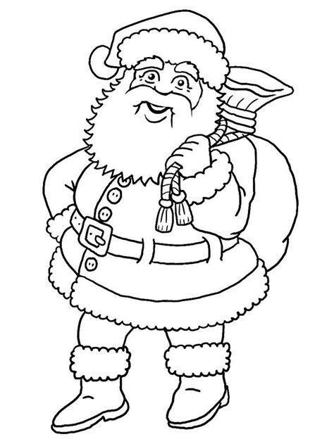 free santa templates 60 best santa templates shapes crafts colouring pages