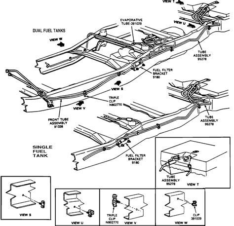 brake line diagram 1996 ford f 250 brake lines ford f 250 brake line