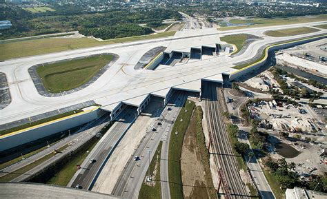 magazine design jobs fort lauderdale south runway project lifts fort lauderdale airport s