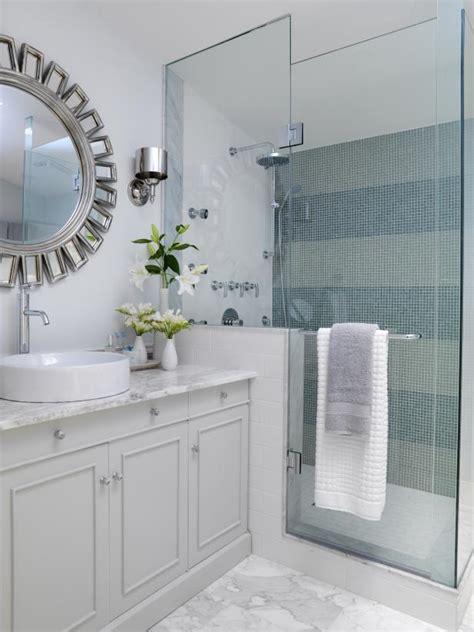 simply chic bathroom tile design ideas hgtv tile for