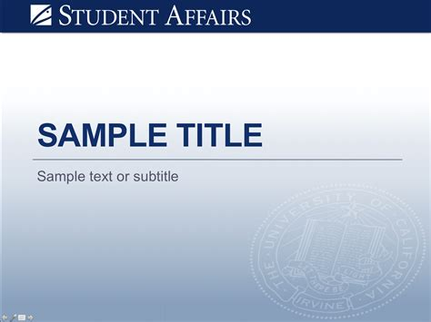 powerpoint templates for students vcsa resources for student affairs colleagues presentations