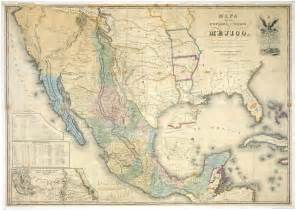 map of the united states of mexico c 1847