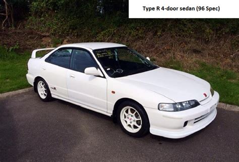 how it works cars 1996 acura integra auto manual how to identify a 1996 2001 honda integra type r dc2 db8 jdm classicregister