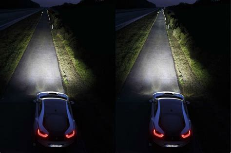 Bmw Is First With Laser Lights As The 2015 I8 Enters