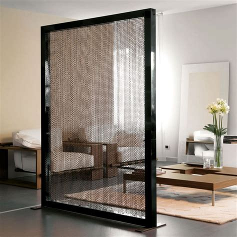 Unique Room Dividers Half Wall Room Divider Ideas Decosee Com