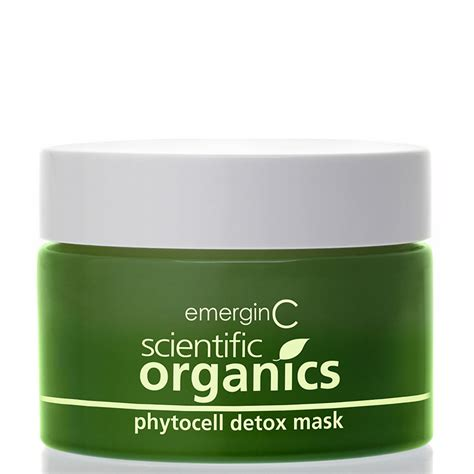 Marin Bee Company Detox Masque by Emerginc Scientific Organics Phytocell Detox Mask Buy