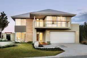 Diseno Casa dise 241 o de casa moderna de dos pisos fachada e interiores