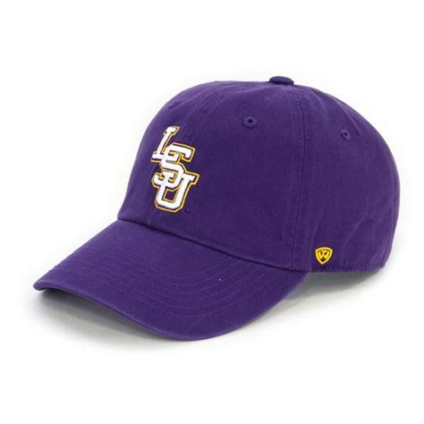 is there such a thing as a low crown or low profile lsu