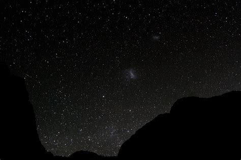 big pictures file large and small magellanic cloud from new zealand jpg wikimedia commons